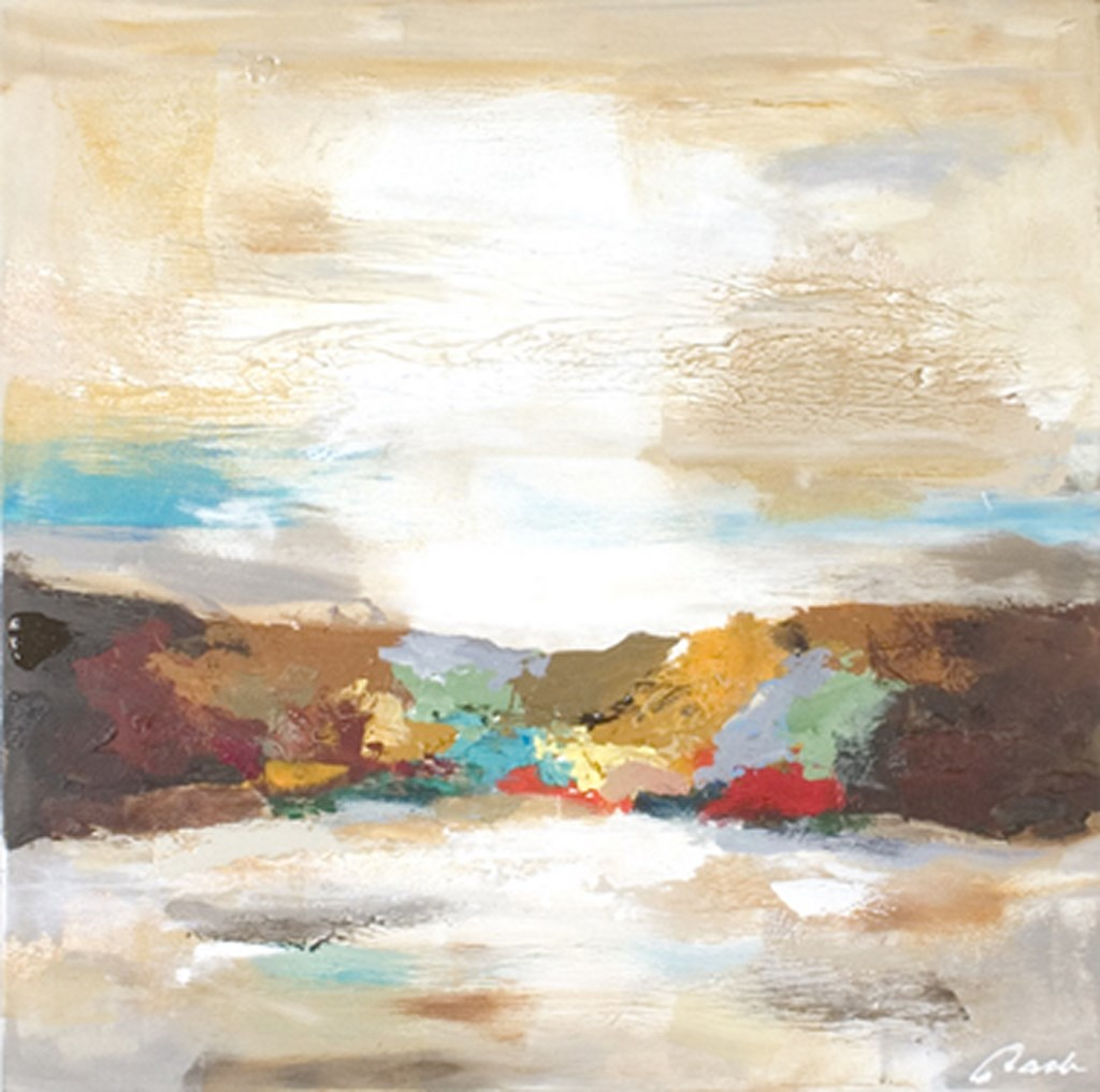 HORIZON 1 - Original Paintings - wymiary 70x70cm
