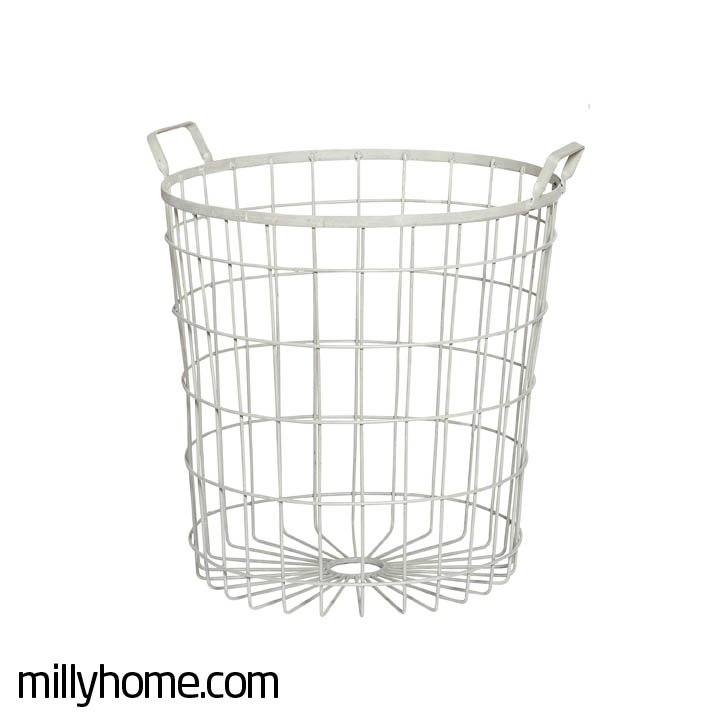 BASKET zinc small