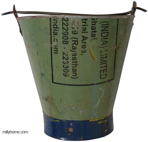 IRON BUCKET wiaderko
